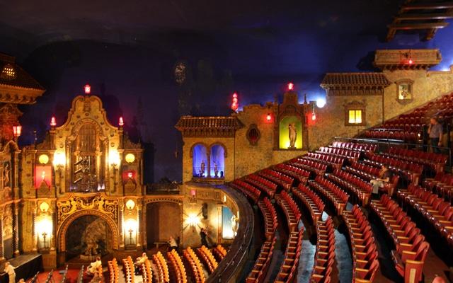 Kalamazoo State Theatre Balcony