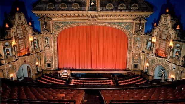 Kalamazoo State Theatre Interior 15