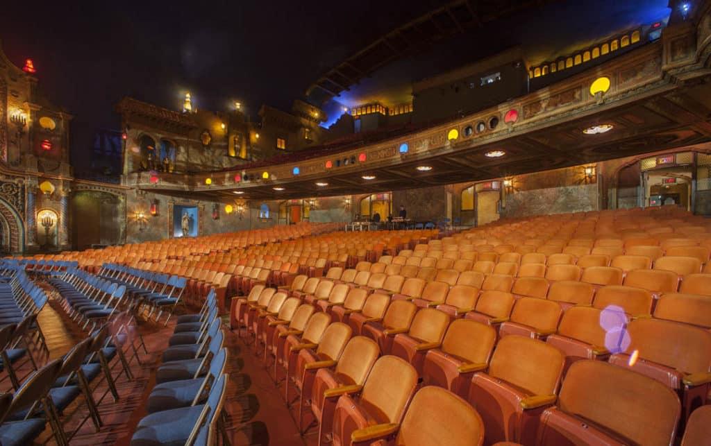 Kalamazoo State Theatre Interior 9