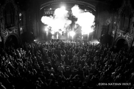 Tech N9ne and Krizz Kaliko perform at the State Theatre in Kalamazoo, MI on October 16, 2016