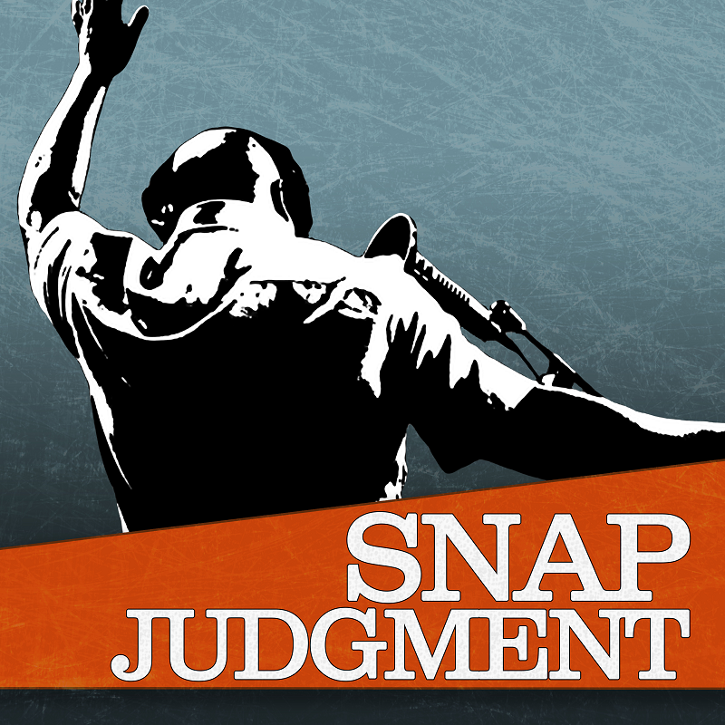 Snap Judgment Co-Presented by Michigan Radio