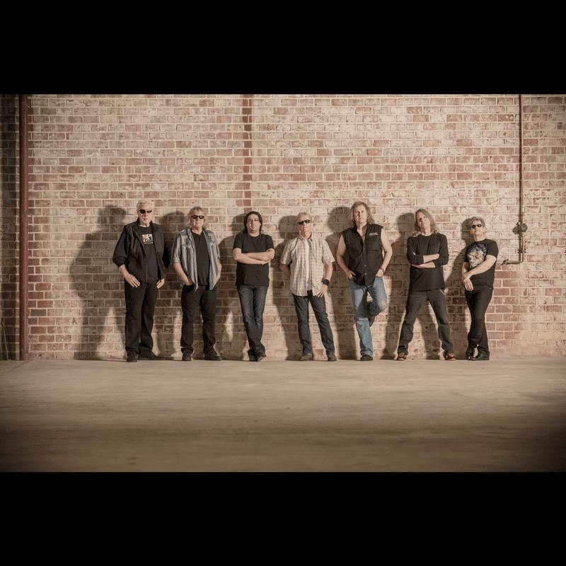 Kansas – The Point of Know Return Tour