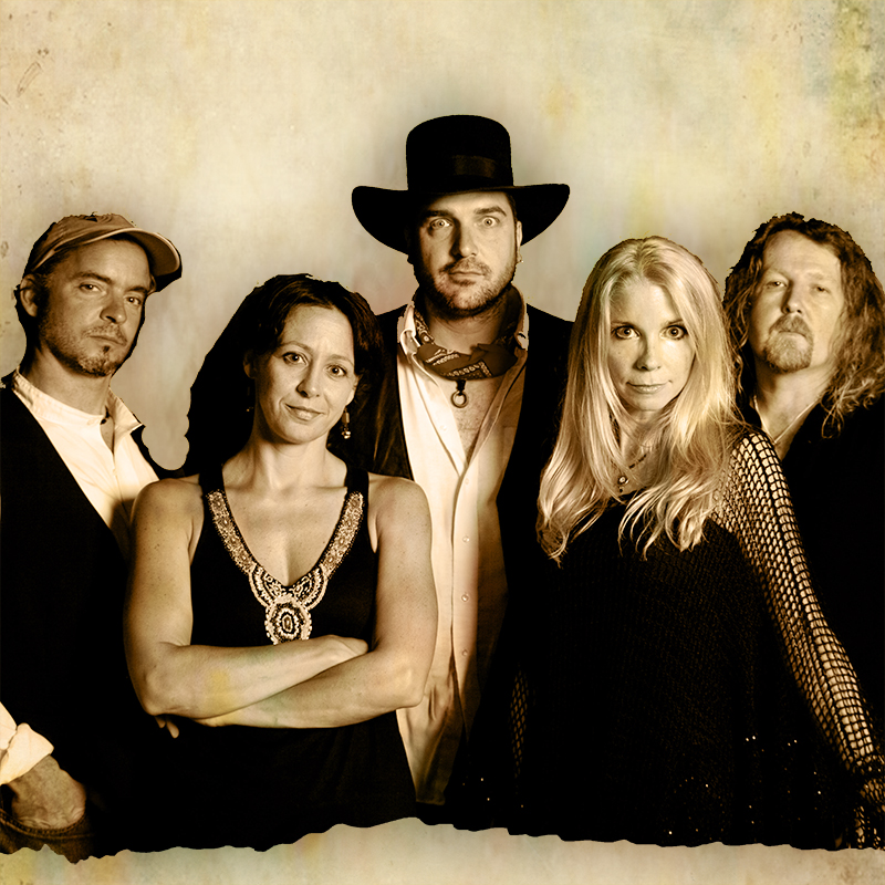 Tusk: The Ultimate Fleetwood Mac Tribute WSG The Hired Hands Band