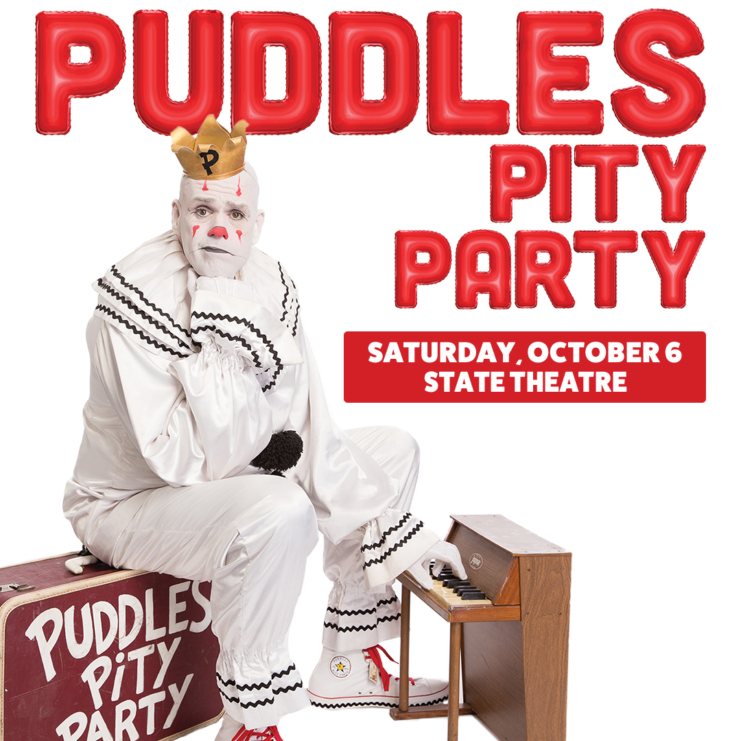 emporium presents puddles pity party kalamazoo state theatre