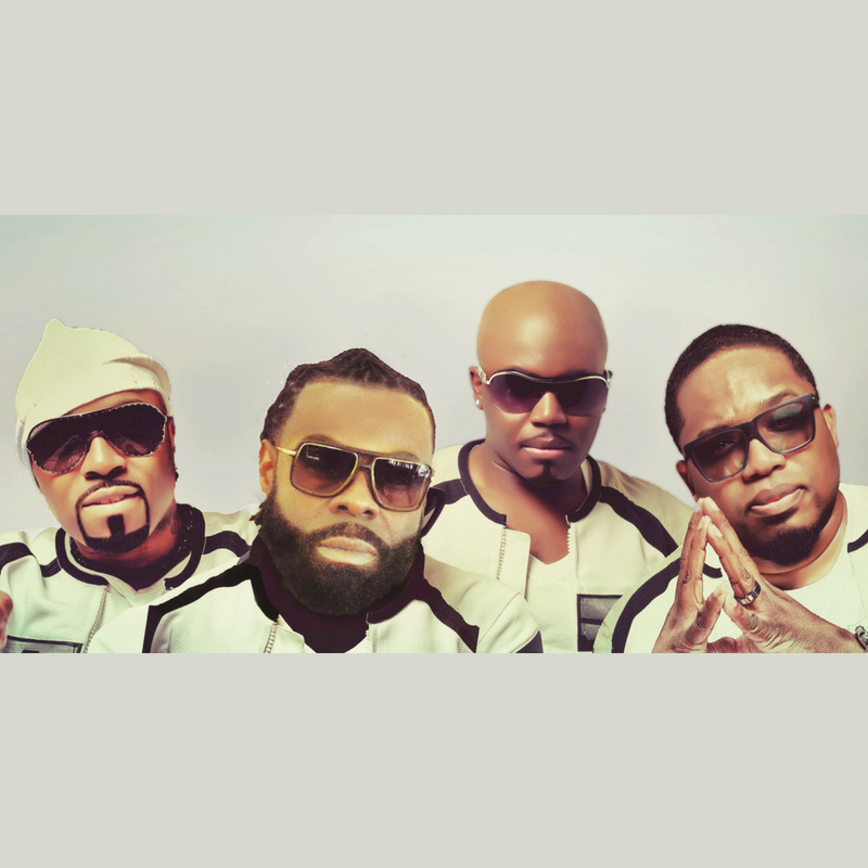 Teddy Riley & Dave Hollister of Blackstreet With Special Guest Michel'le