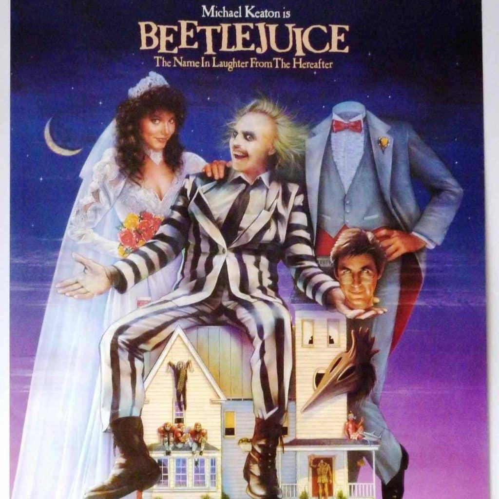 Beetlejuice 1988 (PG)